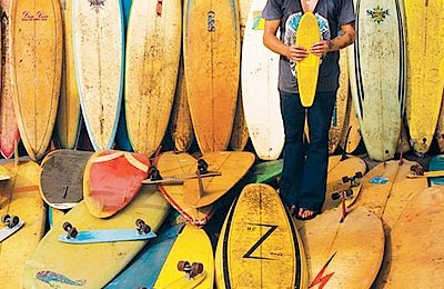 THE RESURF PROJECT: A new life for your old boards -