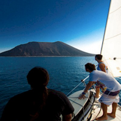 Boat cruise in Canary Islands -