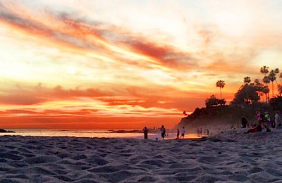 Two brothers Surf Trip in California -